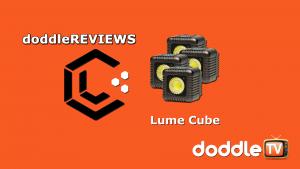 doddleREVIEWS lumecube