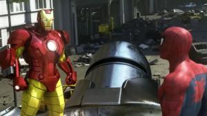 Iron Man Tim Miller