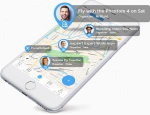DJI Discover app