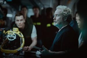 Ridley Scott Alien: Covenant