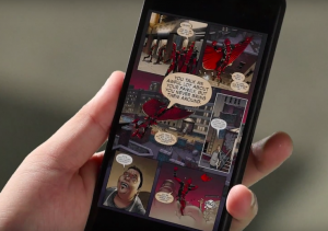 Google Comic Book reader