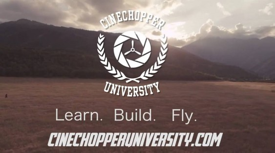 cinechopper-university