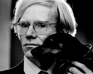 Andy Warhol (Image: Jack Mitchell)
