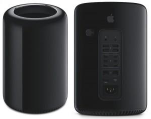 The late 2013 Mac Pro