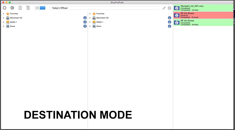 destination-mode
