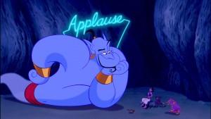 aladdin-genie-applause