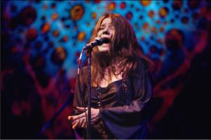 Janis Joplin, 1969 (image: Elliot Landy)
