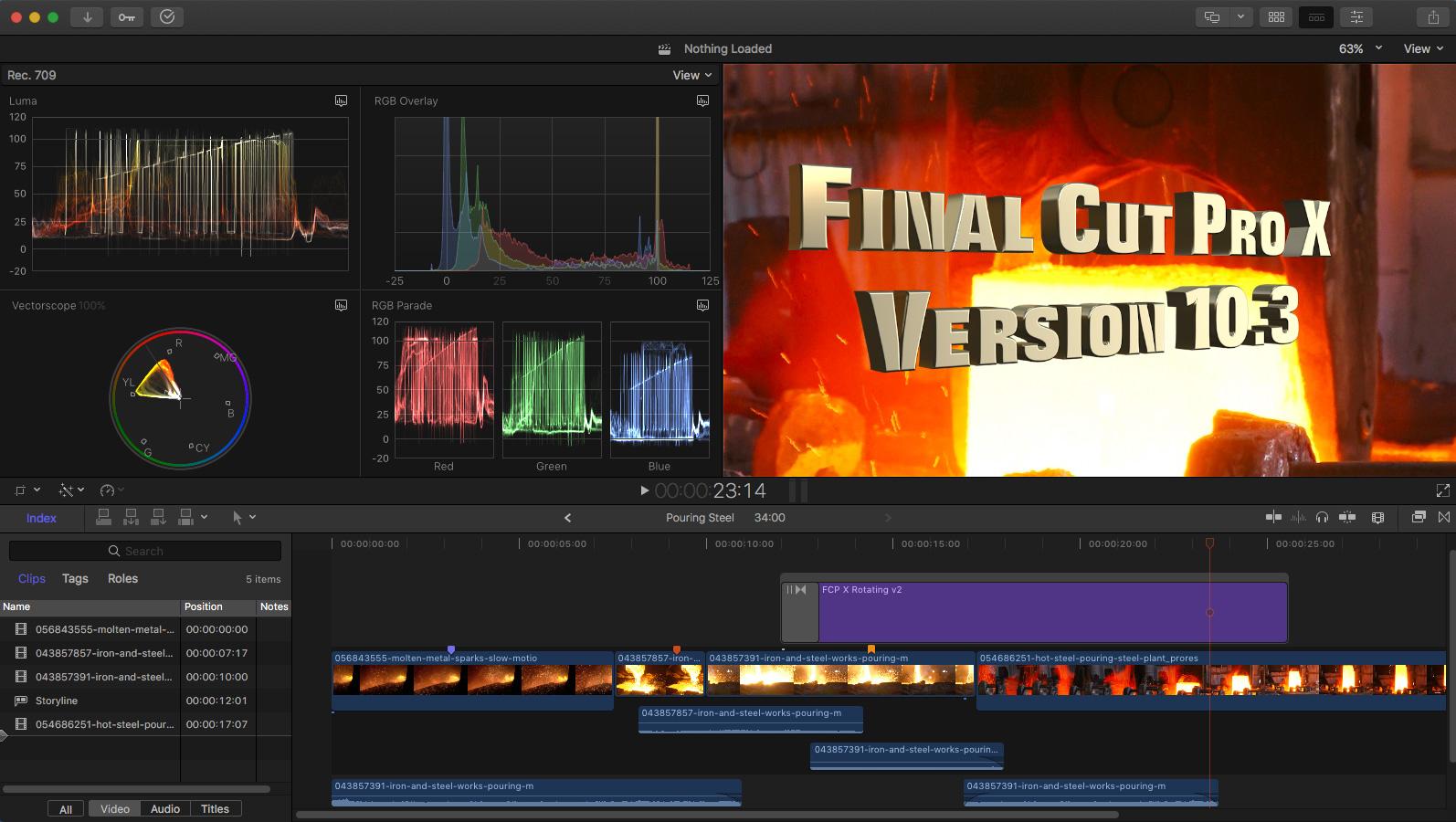 fcpx_103_image Final Cut Pro X 10.3