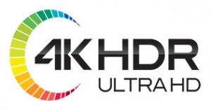 4K HDR UHD logo by Eurofins Digital Testing