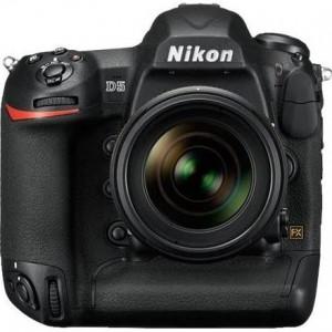 The Nikon D5