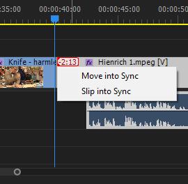 Move-Slip into Sync