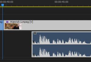 Audio After Slip