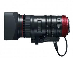 Canon CN-E 70-200mm Lens