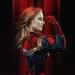 Brie Larson as Captain Marvel artwork (BossLogic)