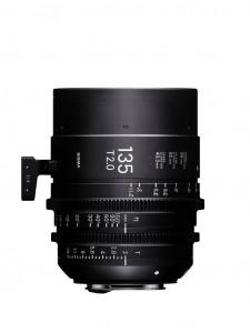 Sigma Cine FF High Speed 135mm T2