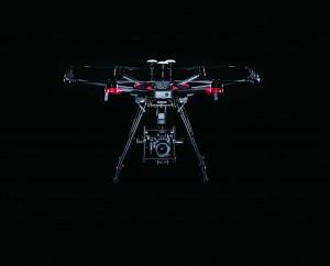 DJIxHB Combo Set (on black) DJI M600 Pro Drone