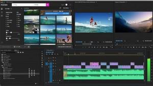 Pond5 Adobe Add-On Interface