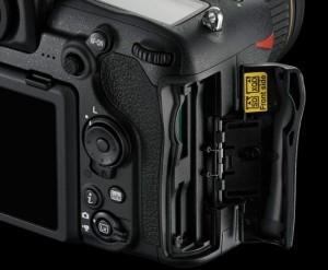 Nikon Lexar Card