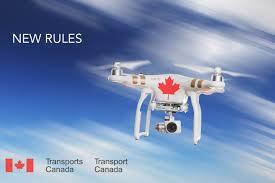 Canada Drone Rules