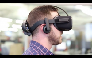 Oculus Wireless Prototype code named Santa Cruz. Image credit - Ars Technica