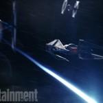 Star Wars: The Last JediKylo Ren's TIE Silencer