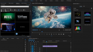 Adobe Stock Motion Graphics Templates - Screenshots