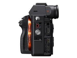 Sony α7R III side