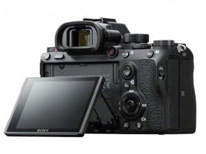 Sony α7R III rear